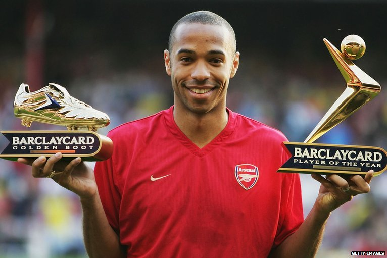 The Timeline of Thierry Henry - Footie Central | Football Blog