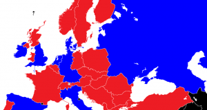 UEFA_Euro_1988_Qualifiers_Map