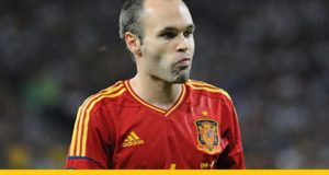 Quotes on Andres Iniesta