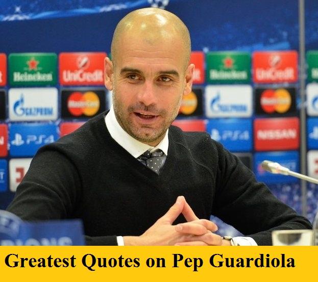 guardiola quotes
